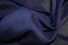 Chiffon in Stretchqualität - blauviolett
