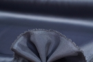 Seidenstretch - stahlblau