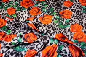 Dolce & Gabbana - Rosen auf animalprint