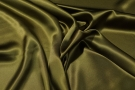 Seidencady - goldgrün