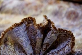 Seidencloque - pastell