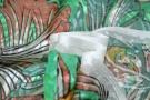 Chiffon - Seide mit Viskose