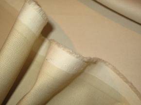 Baumwollstretch - mittelbeige