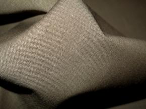 Schurwollmischung mit Baumwolle, khaki