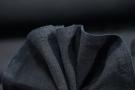 Rest Kostümleinen - schwarz