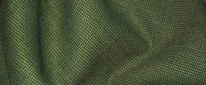 Rest Viskosegemisch grün/beige