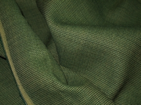 Viskosegemisch grün/ecru