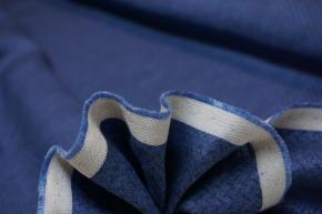 Halbleinen - gewebtes Muster