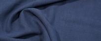 Leinenmischung - dunkelblau