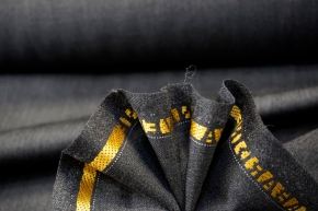 Feingabardine - graphit