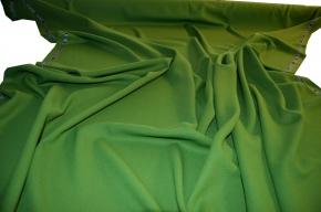 Crepe Georgette - Farbe farngrün