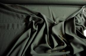 Crepe Georgette - tannengrün