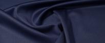Satin-Stretch - ultramarinblau