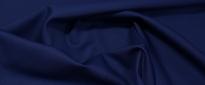 Satin - Double Face, königsblau