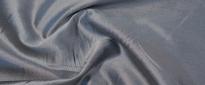 Schurwolle mit Seide - silber