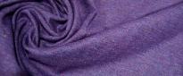 Rest feiner Tweed - lila