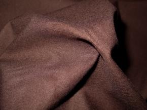 Baumwolle - schokobraun