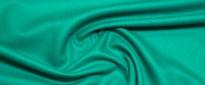 Schurwollmischung - smaragdgrün