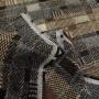 Mantelware im Karomuster