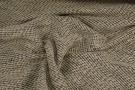 Schurwollmischung - beige, schwarz
