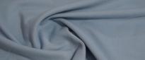 Schurwolle mit Kaschmir - himmelblau