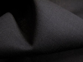 Mohairmischung - schwarz