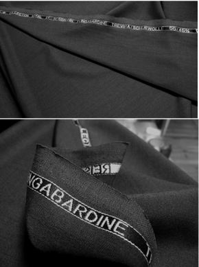 Rest Gabardine - anthrazit