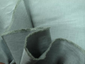 Baumwollmischung - silber