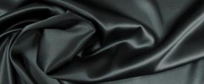 Rest Seide in Stretchqualität - schwarz