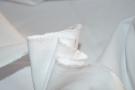 Piqué - weiß