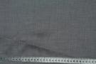 Rest Baumwolle - silbernes Fischgrat