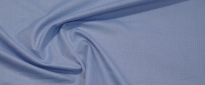 Baumwolle - dezenter Jacquard, hellblau