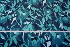 Dolce & Gabbana - Blumen auf blau