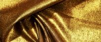 Demin mit Gold