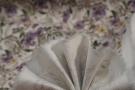 Baumwollstretch - Blumen