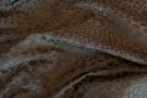 Baumwoll-Seidenmischung - mittelbeige