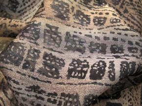 Baumwollmischung - Ethno