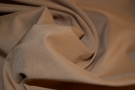 Baumwollmischung - rehbraun