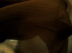 Chiffon - nougatfarben