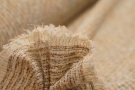Rest Baumwolle mit Seide - dünner Boucle