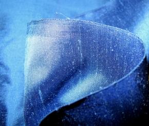 Dupion, tauben-blau