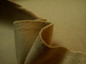 Rest Angoramischung - camelfarben