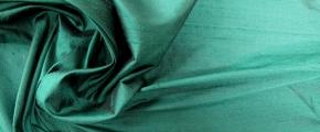 Rest Dupion - flaschengrün