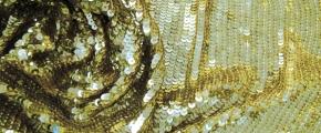 Paillette - gold