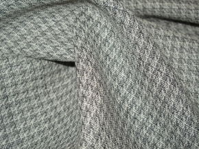 Schurwollmischung - grau