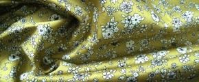 Rest Baumwolle - gold