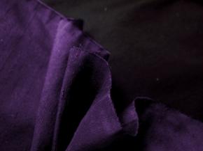 Taft - lila und schwarz