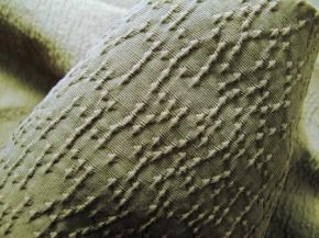 Kostümqualität - beige und grün