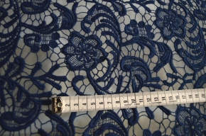 Spachtelspitze - königsblau