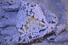 Spachtelspitze - lila